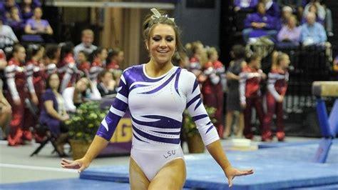 Lsu Gymnastics Hip Hop Floor Routine by Rheagan Courville Lsu Gymnast Gorgeous Gymnasts