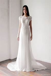 alia bastamam 2013 wedding dresses wedding inspirasi With short sleeve wedding dress