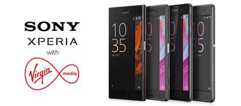 sony mobile phone range sony xperia smartphone deals media