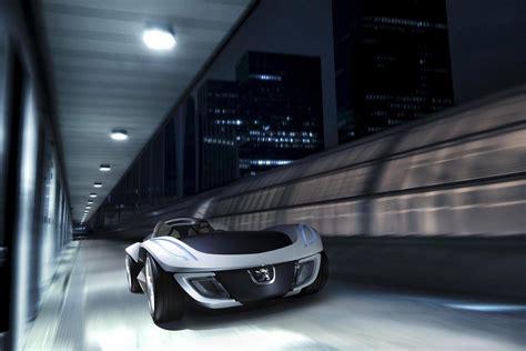2007 Peugeot Flux Concept  Picture 195335  Car Review