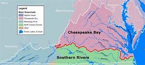 Hydrologic Units Of Virginia