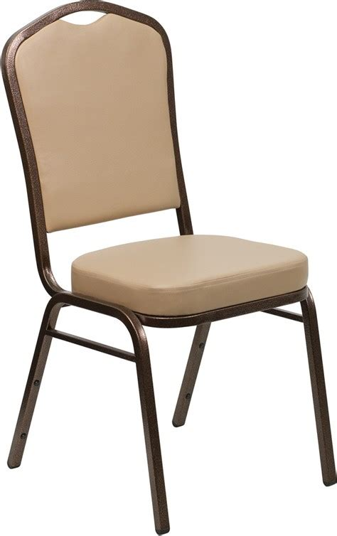 Hercules Stacking Banquet Chairs by Hercules Series Crown Back Stacking Vinyl Banquet