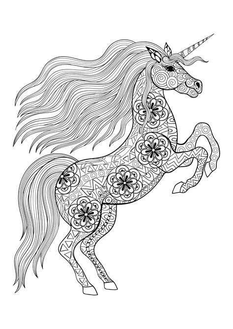 disegni di unicorno da stare disegno di unicorno da colorare disegni da colorare e