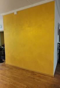 Goldene Punkte Wand : lila goldene wand streichen diy wall art painting ideas ~ Michelbontemps.com Haus und Dekorationen