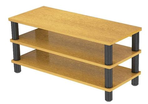 Bon Chef 50187wvmahogany Large 3-shelf Table Add-on For