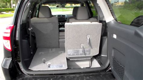 Rav4 How Many Seats by 2012 Toyota Rav 4 3 Row