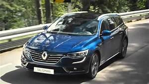 Renault Talisman Versions : la renault talisman se d voile en version estate youtube ~ Medecine-chirurgie-esthetiques.com Avis de Voitures