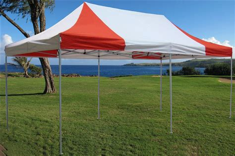 red white pop tent canopy gazebo