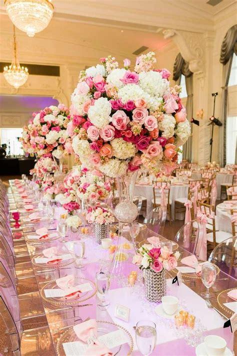 idee de composition florale mariage decoration table