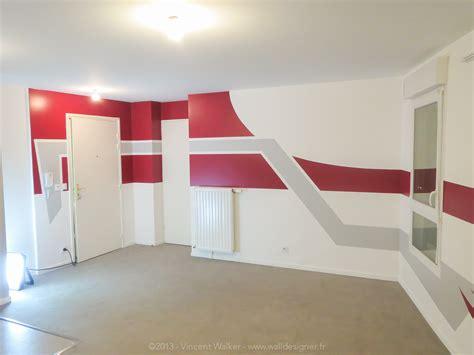 cuisine anthracite et bois cuisine peinture mur