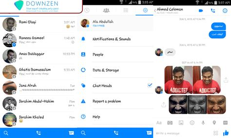 Descargar Messenger – Text and Video Chat for Free 278.0.0 ...