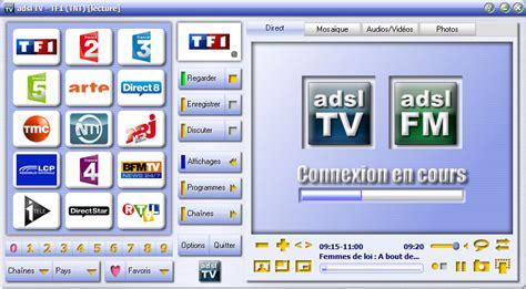 Adsl Tv Fait Le Plein De Nouveautés