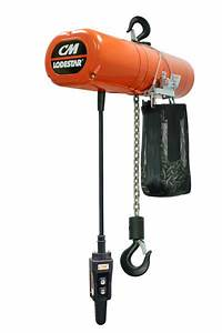 Hoists - Available In Quick Ship