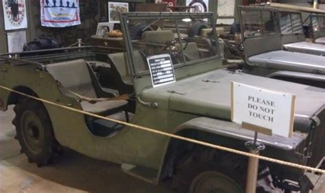 First Jeep Ever Made Picture Of U S Veterans Memorial