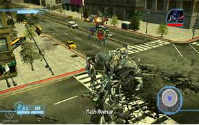 The Game Kita: Free Download Transformers, The Game for PC ...