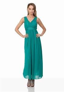 Kleider In Türkis : edles abendkleid in t rkis aus chiffon g nstig kaufen ~ Watch28wear.com Haus und Dekorationen