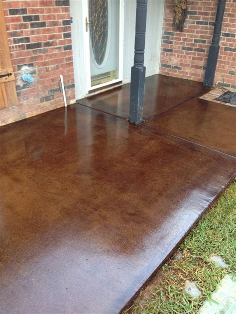 how to clean stained concrete how to clean outdoor stained concrete floors gurus floor 7221