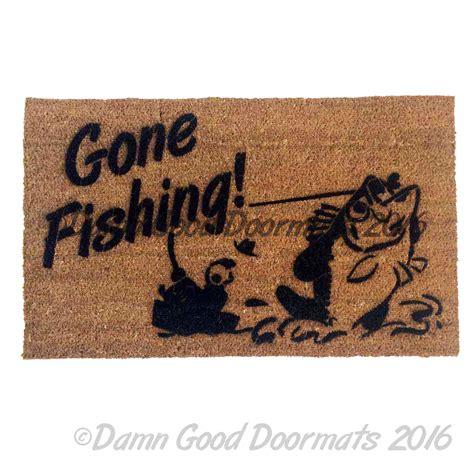Fish Doormat by Fishing Doormat Doormats