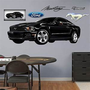 2011 Mustang Wall Decal | Shop Fathead® for Ford Decor