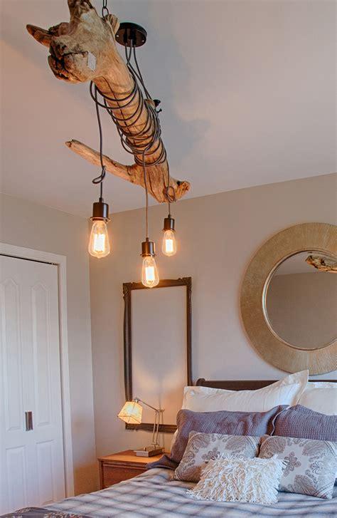 luminaires chambre b饕 bois flotté deco pür cachet vente en ligne luminaire maison luminaires bois et les