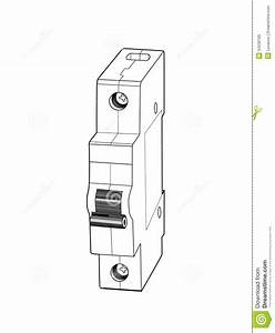 circuit breaker royalty free stock photo image 34530185 With shortstop circuit breaker boats circuit breaker switch circuit breaker