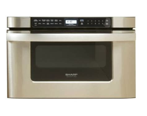 kitchen sharp microwave drawer dream home pinterest microwave sharpe stainless steel under counter microwave