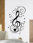 Music Notes Design Decal Sticker Wall Instrument C Wpid Wall Sticker Perspective 3d Wall Decals Bring Another Dimension 50 Beautiful Designs Of Wall Stickers Wall Art Decals To Decor Your 30 Beautiful Wall Art Ideas And DIY Wall Paintings For Your