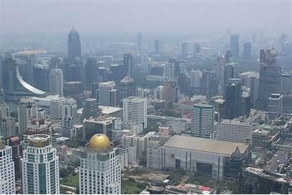Bangkok Skyline Thailand London Blasting Through Summary