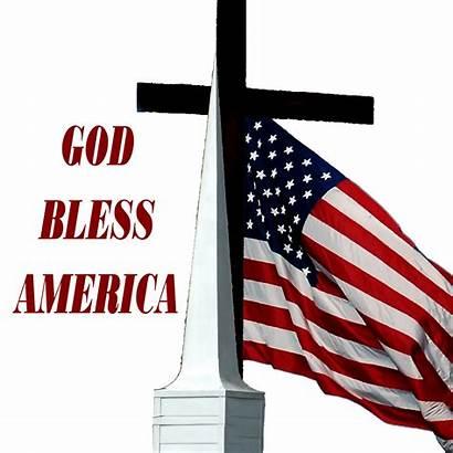 Flag June Freedom America Celebrating God Bless
