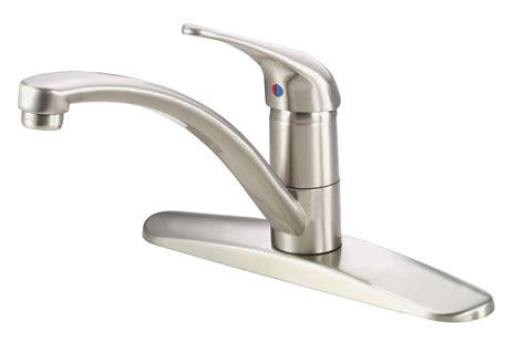 Danze D406112ss Melrose Single Handle Kitchen Faucet
