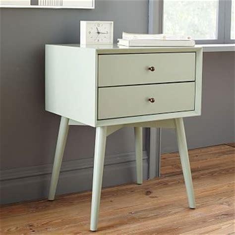mid century nightstand mid century nightstand oregano west elm