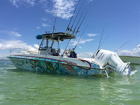 Best Offshore Fishing Boats by Ta Bay Offshore Fishing The Boat