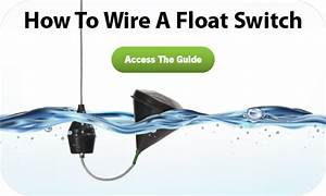 Float Switches For Simplex Pump Control