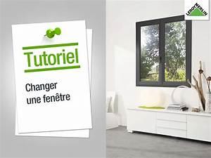 fenetres ou baies vitrees sur mesure la plus belle With changer une porte fenetre
