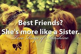 Best Friends Forever! (BFF) images Best Friends are sisters! wallpaper ...