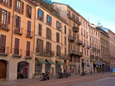Porta Ticinese Milan Italy by Milan Italy Typical Corso Di Porta Ticinese