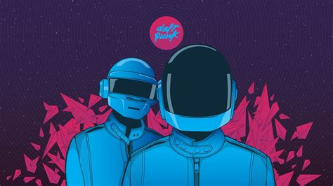 Download 1920x1080 HD Wallpaper daft punk logo graffiti ...