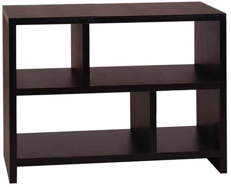 Contemporary Console Tables by Black Contemporary Sofa Table Convenience Concepts
