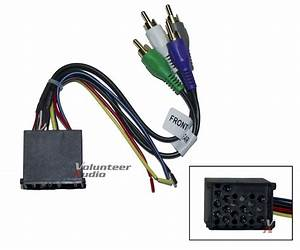 Bmw Car Stereo Cd Player Wiring Harness Wire Aftermarket