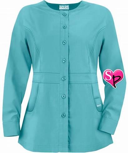Scrubs Scrub Jackets Enfermera Soy Nurse Uniform