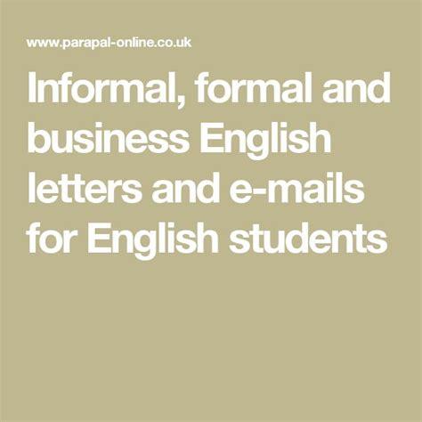 formal letter writing ideas  pinterest letter