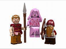 LEGO Ideas Product Ideas Narnia Aslan's Camp