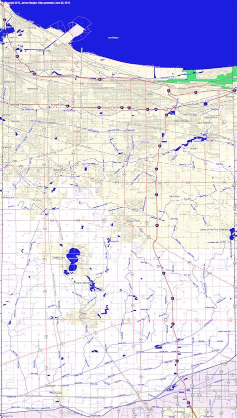 landmarkhuntercom lake county indiana