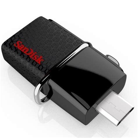 sandisk ultra dual otg usb flash drive usb 3 0 32gb
