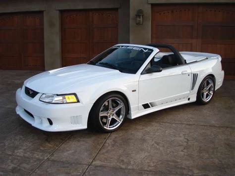 2000 Ford Mustang Saleen S281 Sc Convertible For Sale In