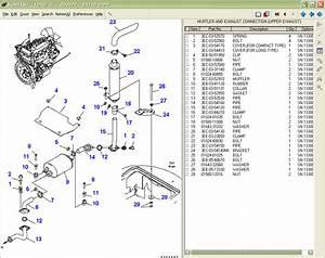 Komatsu Forklift Truck Spare Parts Catalog  Parts Book
