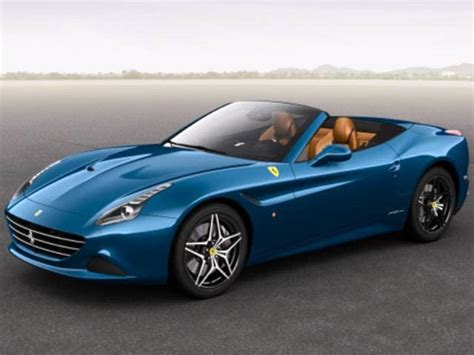 Sure, it isn't the most agile car ferrari makes, but that's because it's primarily designed to carry two people long distances in comfort at high. Used 2015 Ferrari California T Convertible 2D Pricing   Kelley Blue Book