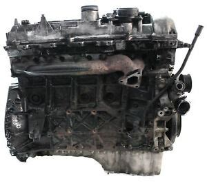 I am cluttering for a problem on the g 270 engine. Engine 2003 Mercedes Benz M-class W163 ML 270 2.7 CDI Diesel OM612 612.963 | eBay