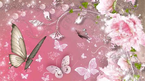 pink abstract flower background   wallpaper yodobi