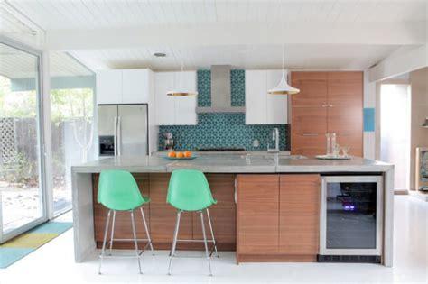 retro kitchen islands tendências das cozinhas modernas arquidicas